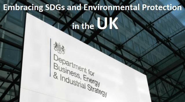 UK, Environmental Protection, United Nations Sustainable Development, UK Department for Business, Energy and Industrial Strategy, World Resources Institute, WRI, Climate Watch, Nationally Determined Contributions, NDCs, GHG emissions, Walgreens Boots Alliance, Prince of Wales, CO2 emissions, HSBC, CSE, Certified Sustainability (CSR) Practitioner Program, Advanced Edition 2018, Practitioner Program in London